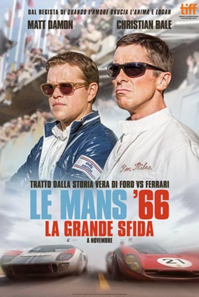 LA GRANDE SFIDA - LE MANS '66