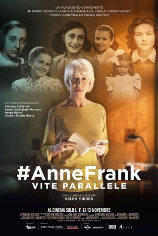 #ANNEFRANK-VITE PARALLELE