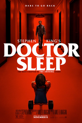 (V.O.) STEPHEN KING'S DOCTOR SLEEP