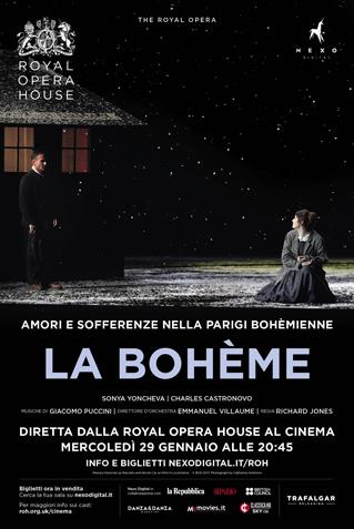 LA BOHEME - ROH 2019-20