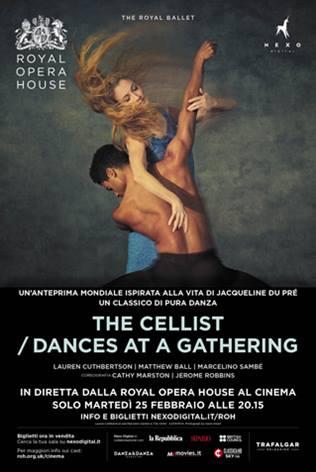 THE CELLIST/DANCES AT GATHERING