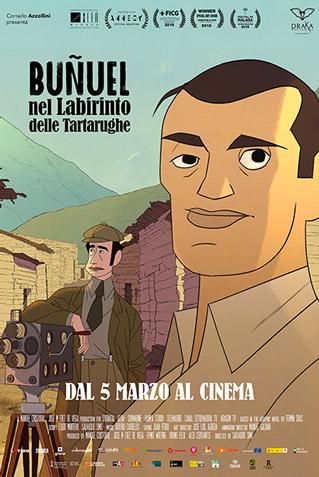 BUNUEL - NEL LABIRINTO DELLE TARTARUGHE