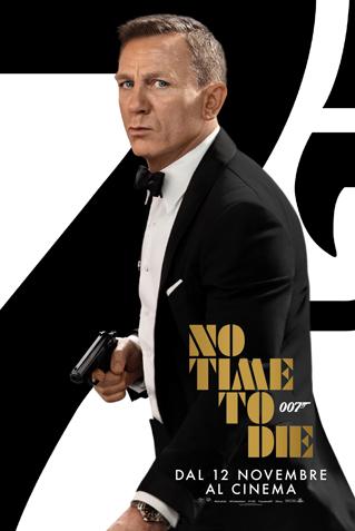 (V.O.) NO TIME TO DIE