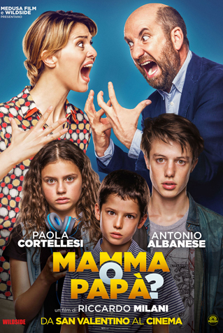 MAMMA O PAPA'?