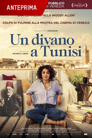 UN DIVANO A TUNISI