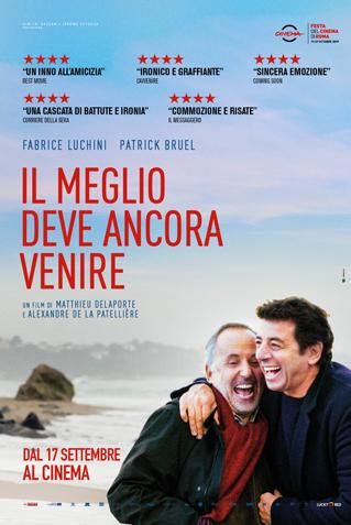 IL MEGLIO DEVE ANCORA VENIRE