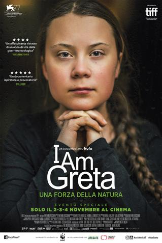 I AM GRETA - UNA FORZA DELLA NATURA
