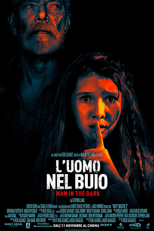 L'UOMO NEL BUIO - MAN IN THE DARK (Don't Breathe 2)