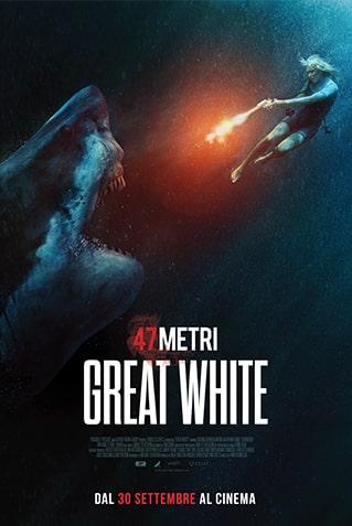 47 METRI: GREAT WHITE