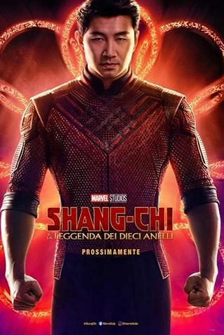 SHANG-CHI E LA LEGGENDA DEI 10 ANELLI
